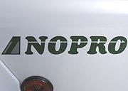 NOPROステッカー