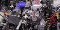 ロータリーエンジン搭載